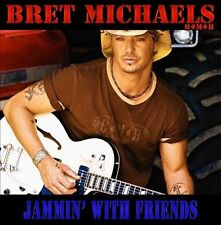 MICHAELS, BRET - JAMMIN' WITH FRIENDS - CD - NEW