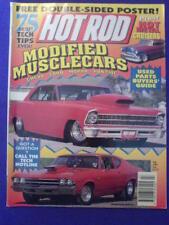HOT ROD - MODIFIED - July 1991 vol 44 #7