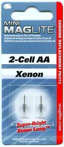 XENON Ersatzbirne  Mini MagLite AA  Birne