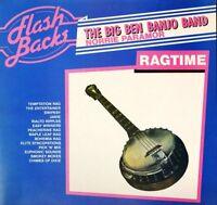 THE BIG BEN BANJO BAND/NORRIE PARAMOR ragtime FBLP 8090 A1/B1 uk LP PS EX/EX