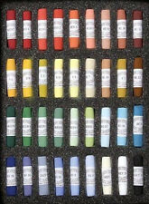 Unison Artists Pastel Box Set - 36 Starter Colours
