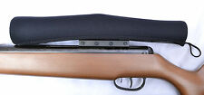"Delux Soft Neoprene Scope Guard Cover for Full Size Rifle Scope of 15"" or Longer"
