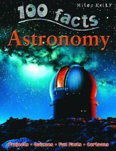 Astronomy (100 Hechos) por Sue Becklake, Nuevo Libro, Gratis & , ( de Bolsillo