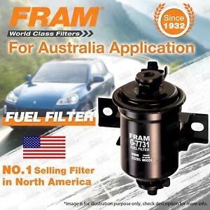Fram Fuel Filter for Toyota Landcruiser FZJ 70 75 80 80G 6Cyl 3.5 4.5L Ref Z467