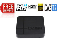 DVB-T2 digital TV receiver full compatible DVB-T/H.264/PVR/Timer recording