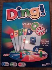 Ding Family Card Board Game 8+