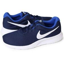 Men's Nike Tanjun Midnight Navy/White-Game Royal 812654 414 Brand New in Box