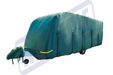 Maypole M9532 14-17 ft. 4-Ply Caravan Cover - Green