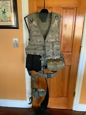 UTG Desert Camo Tactical Vest With 7 Accessories