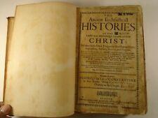 1650 EUSEBIUS Ancient Ecclesiastical HISTORY + Socrates & Evagrius Scholasticus
