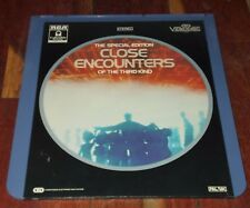 CLOSE ENCOUNTERS Of The Third Kind * CED Videodisc * PAL UK * Richard Dreyfuss *