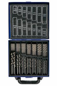 BlueSpot 99 PCE Metric HSS Drill Set (1.5-10mm)