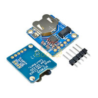 PCF8523 RTC Breakout Board Real Time ABS Clock Tracking Keeping For Arduino