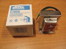 Broan C905 Doorbell Transformer Chime Door Bell Power Supply 10V Nutone Intercom