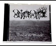 Winterwitch Time Of The Wolves pagan Black Metal Brume d'Automne Rare CD Album