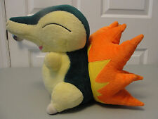 Pokemon Center USA Life Size 1:1 Plush CYNDAQUIL by TOMY