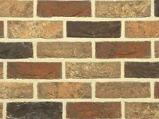 Handform-Verblender WDF BH643 braun-bunt nuanciert Klinker Vormauersteine