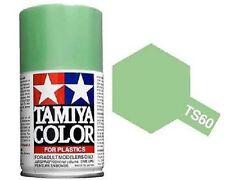Tamiya TS-60 PEARL GREEN Spray Paint Can 3 oz 100ml #85060 Mid-America Raceway