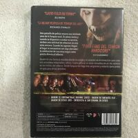BASKIN CAN EVRENOL TERROR LUCIO FULCI RICHARD STANLEY DVD NUEVO NEW PRECINTADO