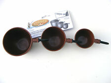 STONFO POLE POTS 3 X SIZES WITH ADPATER FOR POLE FISHING FREE POSTAGE