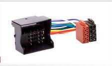CARAV 12-026 Autoradio Cavo Adattatore ISO per Citroen c2 c3 c4 c5 PEUGEOT