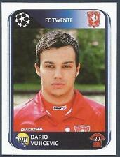 PANINI UEFA CHAMPIONS LEAGUE 2010-11- #068-TWENTE-DARIO VUJICEVIC