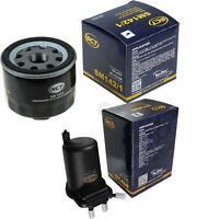 Inspektionspaket Service Kit Filtersatz für Nissan Note E11 NE11 Juke F15