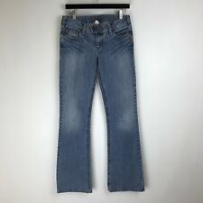 Silver Jeans - Tuesday Bootcut Distressed Wash - Tag Size: 29 (29x34) - #5444