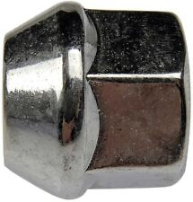 10 Pack - Wheel Nut 1/2-20 Bulge Wheel - 3/4 In. Hex, 0.833 In. Length