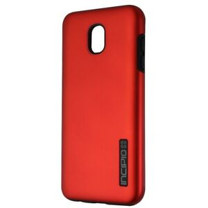 Incipio DualPro Case for Galaxy J7 (2nd Gen) and J7 V (2nd Gen) - Red/Black