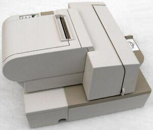 EPSON TM-H5000II POS USB Rezeptdrucker Apothekendrucker M128C Bondrucker
