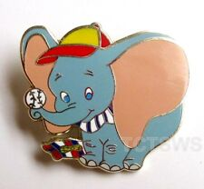 Disney Pin Dumbo the Ball Boy from Baseball Diamond Mystery LE of 900 Pin 63647