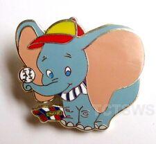 Disney Pin Dumbo the Ball Boy from Baseball Diamond Mystery Le of 900 Pin Vhtf