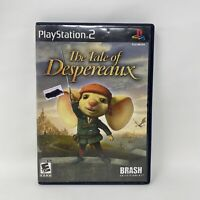 Tale of Despereaux (Sony PlayStation 2, 2008) PS2 Complete Tested Working