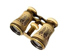 French Antique Carved Opera Glasses Theatre Binoculars 19th.C