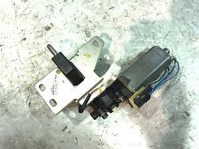MITSUBISHI COLT CZC TURBO 1.5 - CONVERTIBLE BOOT LID CATCH MOTOR & SENSOR LOCK