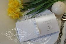Einladungskarten zur Hochzeit mit Umschlag inkl. Druck! Einladungen