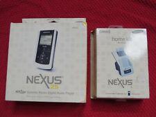 Samsung Nexus 25 YP-X5X XM2GO XM Satellite Radio MP3 Player New with dock kit