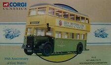Corgi Classic British Bus Guy Arab Utility Wolverhampton Corporation 97312 New