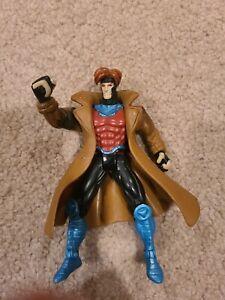 Gambit X-Men Vs Street Fighter Marvel Toy Biz Capcom Loose Action Figure T3