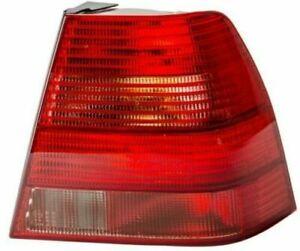 Passenger Right Taillamp Lens/Housing fits 1999 2003 Volkswagen Jetta (Type-4)