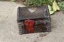 Dybbuk Box!.. wax sealed and very old indeed.