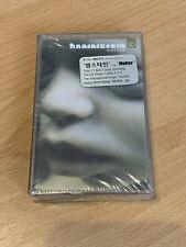Rammstein / MC Korea / Mutter / OVP sticker / Musikkassette K7 / rare
