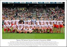 Tyrone All-Ireland Senor Football Champions 2008: GAA Print