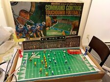 Coleco World Of Sports Command Control Electric Football Game Magnetic Control