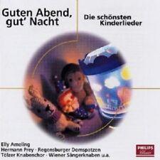 AMELING/PREY/TÖLZER KNABENCHOR - DIE SCHÖNSTEN KINDERLIEDER  CD NEW+