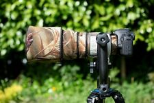 Canon 300mm F2.8 Is MK 2 Neoprene Lens Camo & Protection Harvest Premium