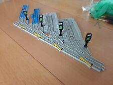 Sodor Rail Yard Trackmaster Tomy Plarail Set, Thomas & Friends Tank Engine