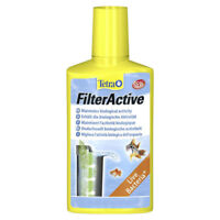 Tetra Filter Active Live Aquarium Filter Bacteria Removes Ammonia Nitrite 100ml