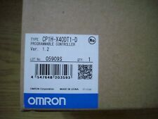Omron PLC CP1H-X40DT1-T new in factory sealed box